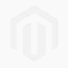 East Coast Carolina Space-Saving Cot with Mattress - White